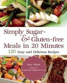 Simply sugar & gluten-free meals in 20 minutes