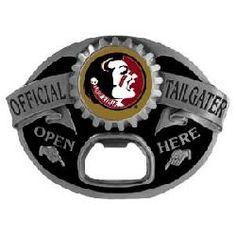 Collegiate Buckle - Florida St. Seminoles
