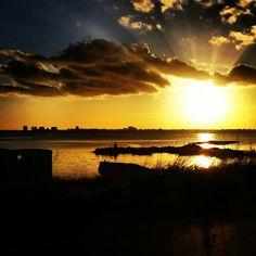 Sea of Mediterranean... Taranto, Italy