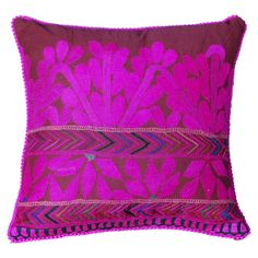 I pinned this Bindu Rabari Pillow from the Modelli Creations event at Joss and Main!