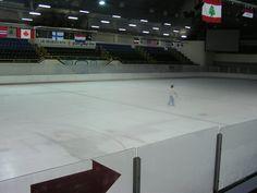 Abu Dhabi Ice Rink in Abu Dhabi: Ice-skating in summer