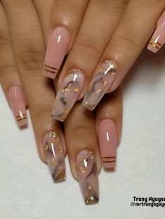 40 Fabulous Nail Designs That Are Totally in Season Right Now - clear nail art designs,almond nail art design, acrylic nail art, nail designs with glitter Nails 40 Fabulous Nail Designs That Are Totally in Season Right Now - Fabmood Best Acrylic Nails, Acrylic Nail Art, Acrylic Nails Orange, Best Nails, Baby Pink Nails Acrylic, Acrylic Nail Designs Glitter, Blush Pink Nails, Acrylic Nail Powder, Pink Acrylics