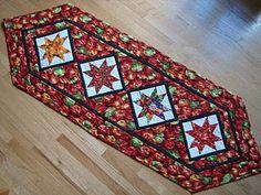 Camino de mesa y más tutoriales de patchwork