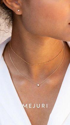 Diamant-Halskette - k a t i e 🥀 k a t i e 🥀 - . - Diamant-Halskette – k a t i e 🥀 k a t i e 🥀 – - Dainty Jewelry, Simple Jewelry, Cute Jewelry, Silver Jewelry, Jewelry Necklaces, Gold Bracelets, Silver Ring, Jewelry Ideas, Silver Earrings