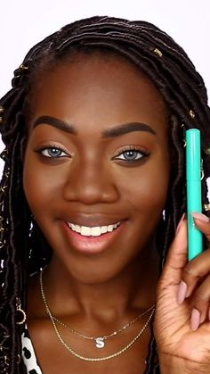 Natural Makeup For Brown Eyes, Dark Skin Makeup, Full Face Makeup, Natural Makeup Looks, Glam Makeup, Eyeshadow Makeup, Makeup Tips, Beauty Makeup, Hair Makeup