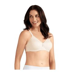 Amoena Women's Lara Seamless T-Shirt Bra -