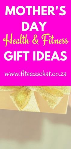 Hunting for the birthday gift for your mum or looking for the top 10 Mother's Day gift ideas? These are the best health and fitness gifts for mothers Gym Workout Plan For Women, At Home Workout Plan, Gifts For Mum, Mother Day Gifts, Fitness Gifts, Health Fitness, Gym Tips For Beginners, Health Day