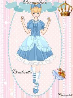 Cinderella - Princess Series