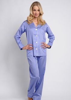Egyptian Cotton Pajamas $178.00 - elizabethcotton.com | Wants ...