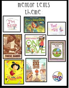 Great mentor texts and lots of ideas to use to teach theme. Reading Lessons, Reading Strategies, Reading Skills, Teaching Reading, Reading Comprehension, Math Lessons, Learning, Teaching Ideas, 6th Grade Ela