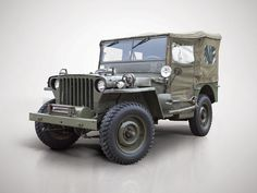 1942 Willys MB Military Jeep | The Quattroruote Collection 2016 | RM Sotheby's