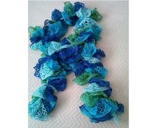 No Crochet Sashay Scarf
