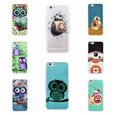 OWNEST Star Wars The Force Awakens Bb-8 Droid Robot Cases For Iphone SE 5 5S Transparent Silicone soft tpu Cell Phone Case Cover Digital Guru Shop  Check it out here---> http://digitalgurushop.com/products/ownest-star-wars-the-force-awakens-bb-8-droid-robot-cases-for-iphone-se-5-5s-transparent-silicone-soft-tpu-cell-phone-case-cover/