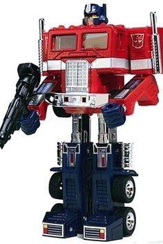transform optimus, 80s, transformers, memori, toys, action figures, badass toy, kid, optimus prime