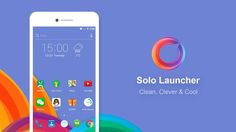 ApkDriver - Latest Android Apps,Games and News: Solo Launcher v2.2.3 apk