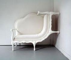 Das hat was, wäre eine coole Idee fürs Wohnzimmer.