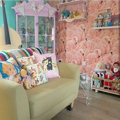 Our #kitschy cute #cushioncovers in the home of #kitsch queen @mylittle_kitsch 😍😍😍 . . #kitschycute #flamingolove #vintagestyle #vintagegirl #vintagelove #kitsch #retrocool #vintagehome #etsyshop #etsyseller #vintageetsy #kawaiilife #kawaiishop #vintagelove #retrostyle #vintagestyle #retrohome #vintagelover #kawaiidecor #kawaiii #vintagekids #retrokids #etsyshopowner #etsykids