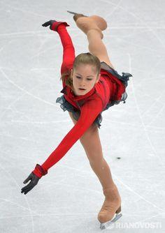 Julia Lipnitskaya