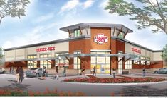 Trader Joe's is coming to Houston!!!!!! WooHoo... Love, love, love this store. Miss it from our years in Phoenix PLUS I am down to my last pound of their awesome coffee.