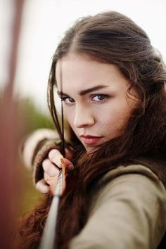 IMDb Photos for Sophie Skelton, Our Brianna has been found!