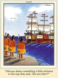 """""""The Far Side"""" by Gary Larson. Far Side Cartoons, Funny Cartoons, Playing Mind Games, Gary Larson Far Side, Teacher Jokes, The Far Side, Twisted Humor, Reaction Pictures, Comic Art"""