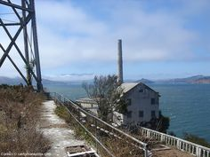 The weather on the rock can be chilly so dress warmly when you visit this Island in the San Francisco Bay.