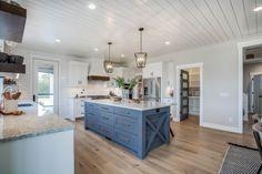 Hudsonville Modern Eclectic Farmhouse – CVI Design