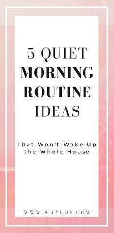 Working Mom Schedule, Working Mom Tips, Morning Habits, Morning Routines, Miracle Morning, Daily Routines, Time Management Tips, How To Wake Up Early, Work From Home Moms