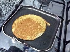 Pancake de banano intento 2