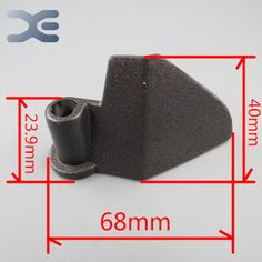 High Quality Kitchen Appliance Parts Bread Maker Parts Mixing Blade Bread Machine Aluminium Alloy Blade Paddle (32647522688)  SEE MORE  #SuperDeals