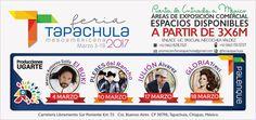 palenque feria tapachula 2017