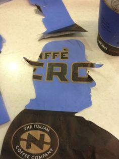 the café nero hat cutting