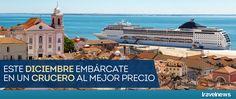 Ofertas en www.viajesviaverde.es: Este Diciembre embárcate en un Crucero al mejor pr...