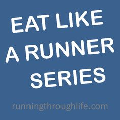 Eat Like A Runner Series Day 2: Power up with Protein – The Importance of Protein in a Runner's Diet-exactly the resource I was looking for thank you pinterest