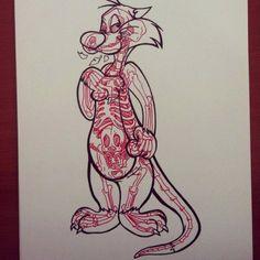 Sylvester de rayos X