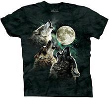 Three Wolf Moon!  Irresistible to women, strikes fear into males and has magical healing abilities.  Cool!