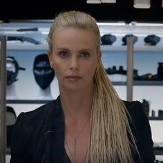 Image result for charlize theron fast and furious