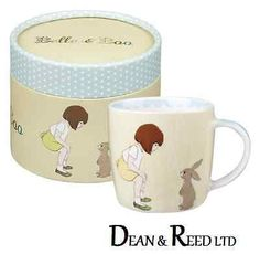 *new* #belle and boo #classic #belle #meets boo mug in hat box  ,  View more on the LINK: http://www.zeppy.io/product/gb/2/140974527002/