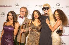 Kauffeld & Jahn - Mercedes Benz Fashionshow Berlin mit Stars wie