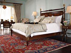 HSC Bedroom - Henrietta Spencer-Churchill for Maitland-Smith Maitland Smith, Fine Furniture, Master Bedroom, Contemporary, Bedroom Inspiration, Churchill, Bedrooms, English, Interiors