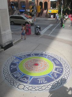 Zodiac compass Pride 2013