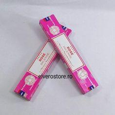 Rose-Satya incense - Betisoare parfumate cu aroma de trandafiri