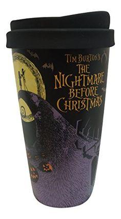 Disney Jack Skellington Travel Coffee Mug Lid Tea Cup Tumbler Nightmare before Christmas Disney http://www.amazon.com/dp/B00OABV3FQ/ref=cm_sw_r_pi_dp_RxCTvb1Q9105S