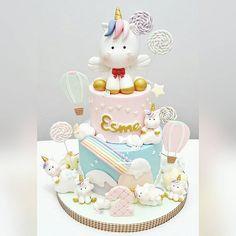 #cake #cakesemarang #cakedesign #cakedecorating #kueulangtahunsemarang #customcakes #olcakeshop #handmade #birthday #birthdaycake #birthdaygirl #birthdaycelebration #birthdayparty #forgirls #unicorncake #unicorntheme #unicornthemeparty #3d #3dcake