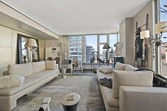 new york luxury apartment Sophisticated Manhattan Apartment Design Oozes Contemporary Class
