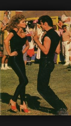 Love sandy's shoes! (Grease)