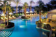 Hotel Four Seasons Resort, Sharm el Sheikh, Egypt