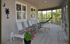 DeBordieu - Love the way this porch wraps around the house!