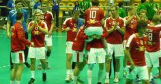 Hald og Jensen bombede Danmark i kvartfinalen ved VM