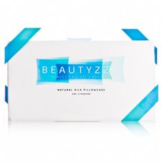 Beautyzzz Natural Silk Pillowcase at DermStore
